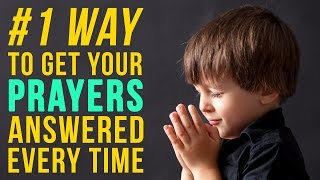 #1 Way to Get Your Prayers Answered Every Time! | Robert Henderson | Sid Roth