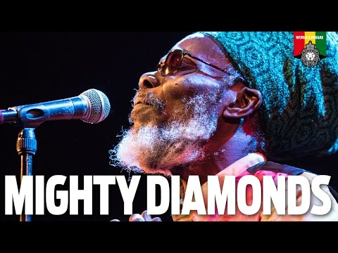 The Mighty Diamonds Live in Holland 2017