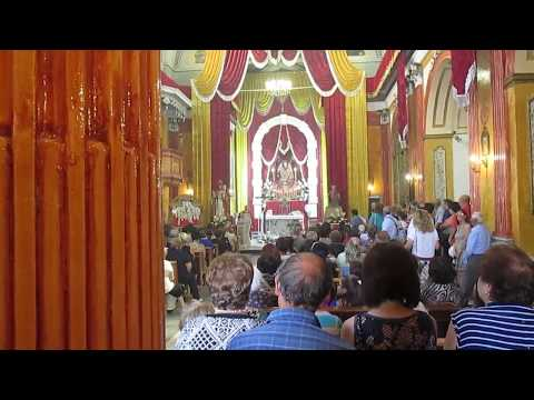 Messa celebrata dall'arcivescovo Felice Accrocca in onore di San Ciriaco D.&M. - TORRE LE NOCELLE