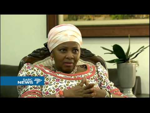 Mapisa-Nqakula beginning to heal a year after losing her son