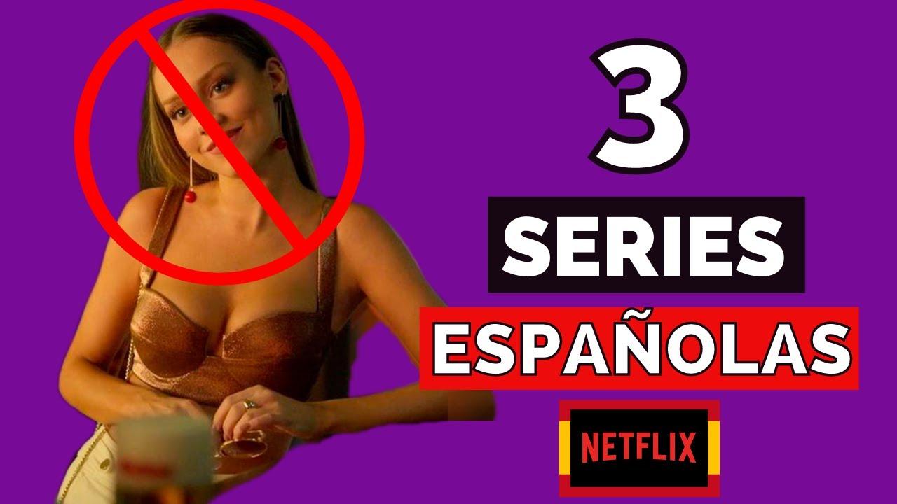 Download 3+1 Series ESPAÑOLAS para aprender español en NETFLIX (No es Élite)