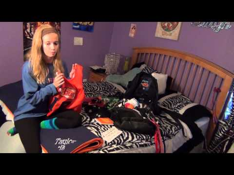 Girls Lacrosse What To Put In Your LAX Bag