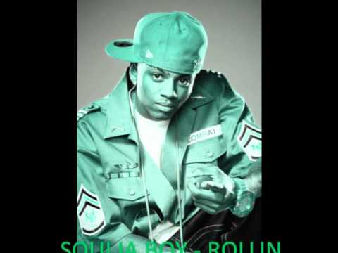 SOULJA BOY-ROLLIN .MP3