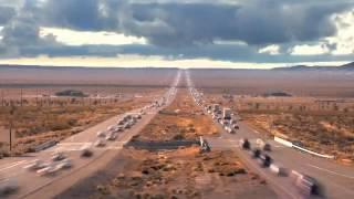 Дорога по пустыне Клип medium
