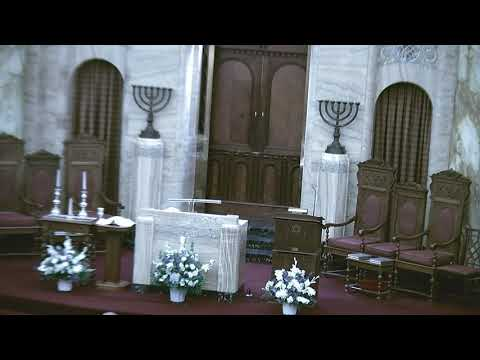Congregation Beth Israel Erev Rosh Hashanah Sanctuary Service 2018/5779