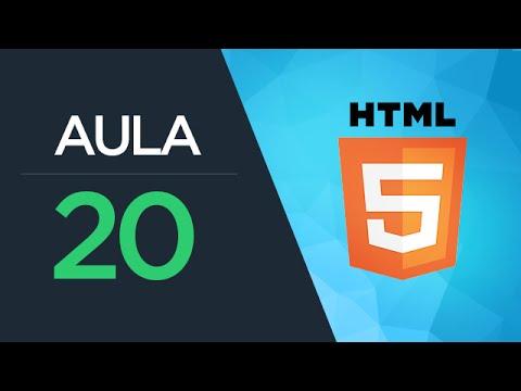 Curso De HTML5 - Aula 20 - Formulários (Input Types: File, Hidden, Search, URL, Tel)