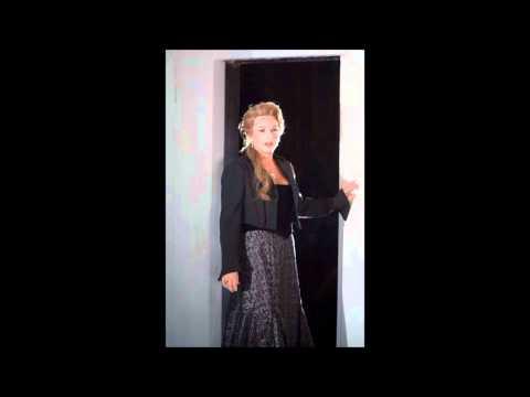 Lena Nordin in Le nozze di Figaro, Porgi, amor
