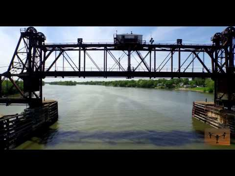 DJI Inspire 1 ~ The Illinois River