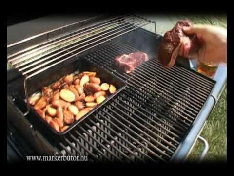 bbq grill receptek