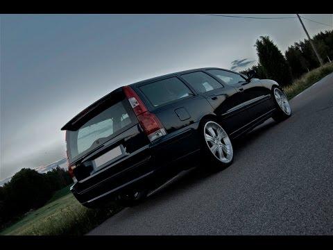 Best Volvo V70 T5 exhaust sound