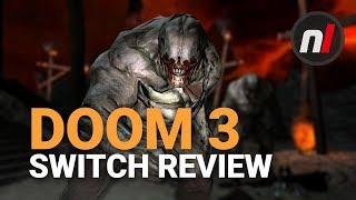 Doom 3 Nintendo Switch Review - Is It Worth It?