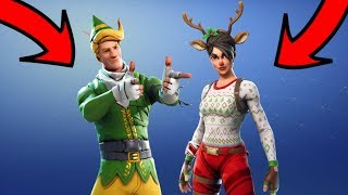 *OG* Codename E.L.F. and *OG* Red Nosed Raider Will Be Coming Back To Fortnite!