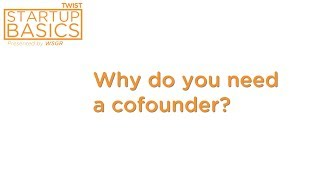 Do you need a cofounder for your startup? | WSGR Startup Basics