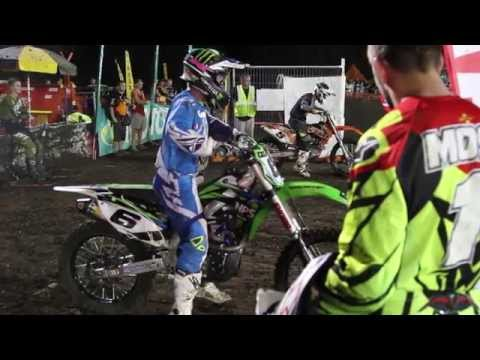 Race 16 - Dash for Cash Kirk Gibbs Vs Jake Moss QLD Supercross Jimboomba 2014
