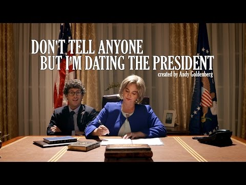 Don't Tell Anyone, but I'm Dating the President - Episode 1 - State of the Union