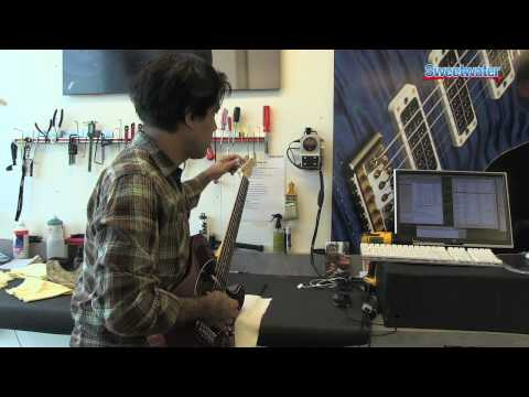 Sweetwater Sound - In-house Electric Guitar Inspection Overview
