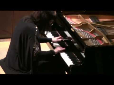 Natalia Trull plays Chopin Etude op.25 n.2