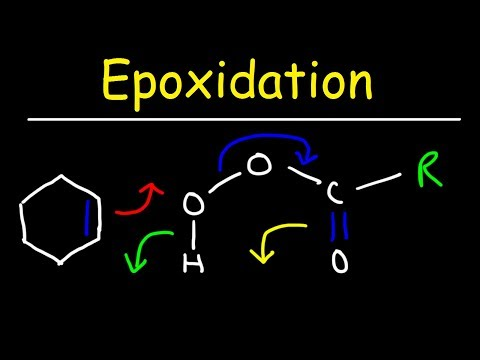 Epoxidation of Alkenes