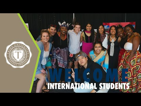 International Students: Welcome to Trine University