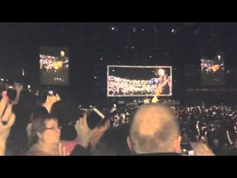 Bryan Adams live in concert - Edmonton Alberta, January 2015