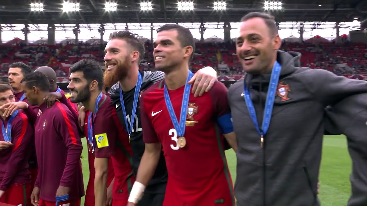 Portugal defeats Mexico in Confederations Cup third-place match: Recap, score