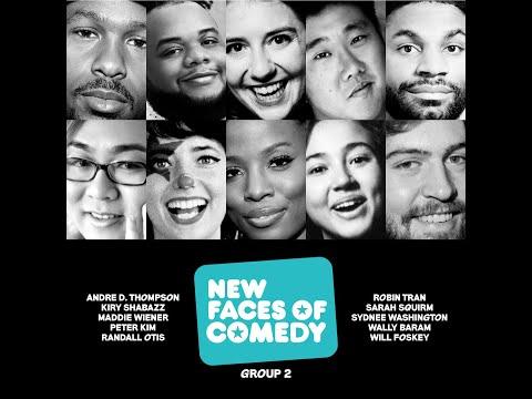 New Faces of Comedy - Robin Tran