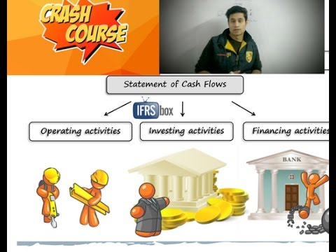 [Crash course] Cash Flow From Financing Activities(C)