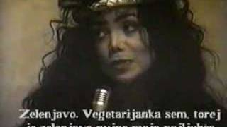 LaToya Jackson Interview (Velike Zablje)
