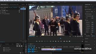 Adobe Premiere Pro – монохромное видео и варианты спецэффектов