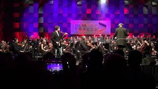 Скачать Two Steps From Hell Live In Prague 2018 Heart Of Courage Thomas Bergersen Playing