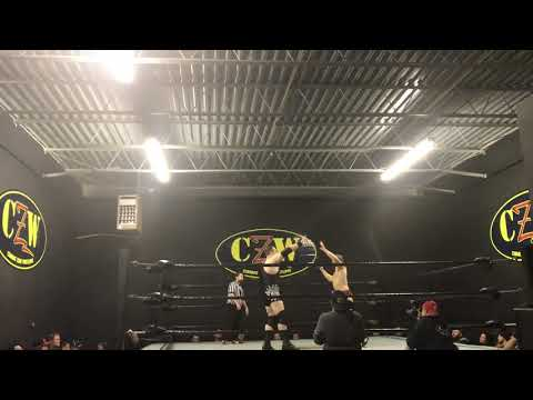 DJ Hyde vs. Charlie Tiger - CZW Dojo Wars Supershow 7