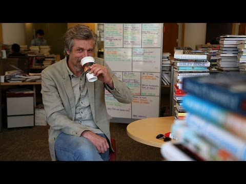 Karl Ove Knausgaard Talks About Music, Books and Writing