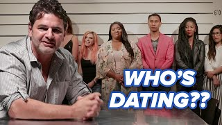 Private Investigator Guesses Who's Dating Out Of A Lineup • Part 1