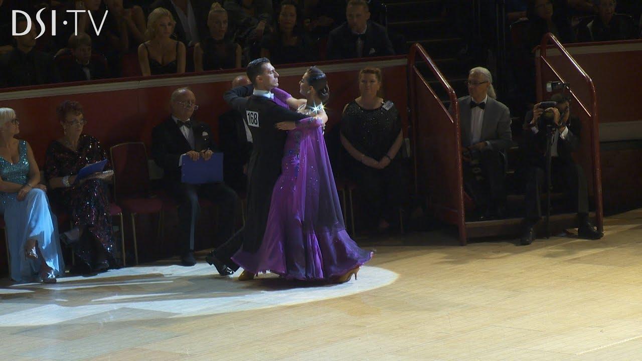 Tagir Mansurov Sasha Kondrashova Intro Dance Amateur Latin Final