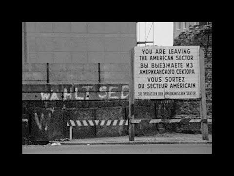 Berlin (West Berlin) 1967 archive footage