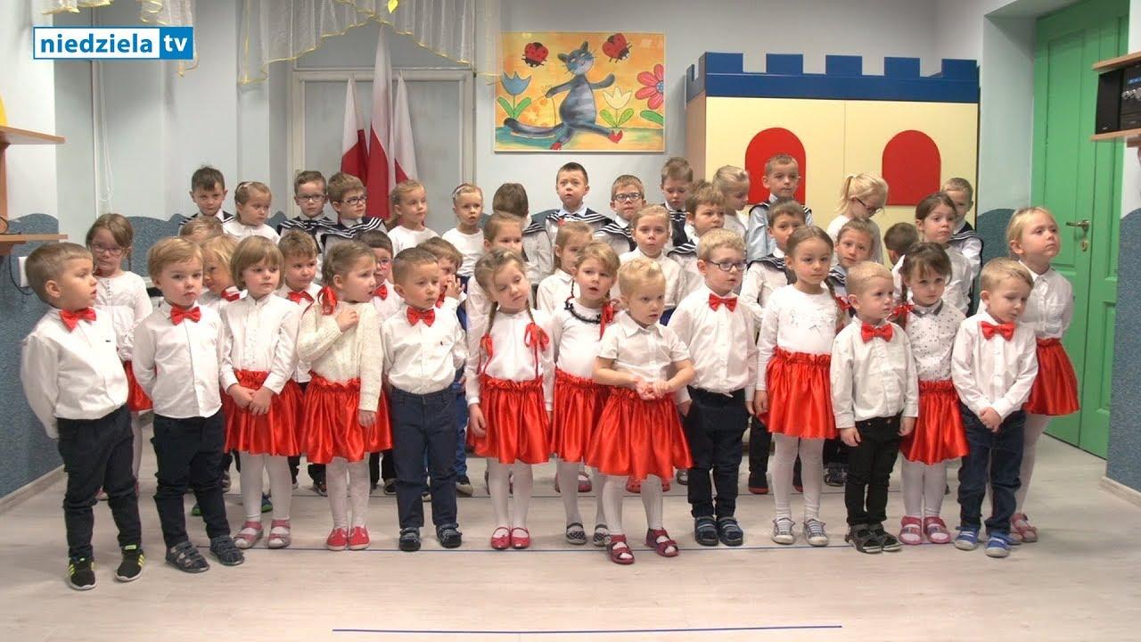 Spektakl Słowno Muzyczny Z Okazji 11 Listopada W Wyk Przedszkolaków Od Sióstr Urszulanek