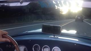 1965 Ford Cobra test Drive Video 3 of 3 for sale on ebay