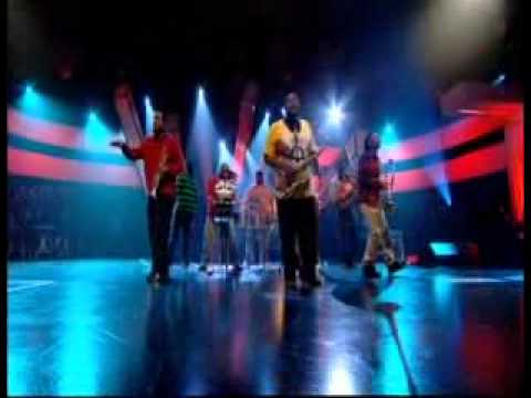 The Soul Rebels Brass Band 'Sweet Dreams Are Made Of This' On Later With Jools Holland 2011