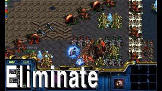 스타크래프트 유즈맵 - 체이서즈 과전류 2.86 (특수부대 시점 플레이#10)