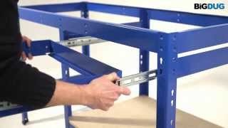 Bigdug Big800 Workbench Drawer Assembly