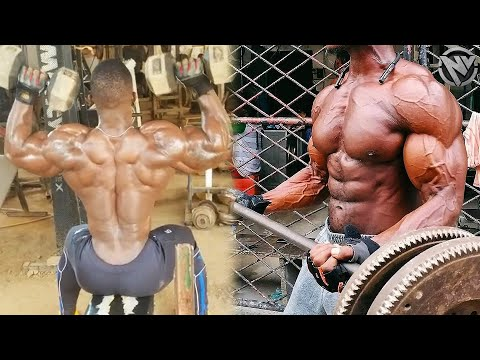 REAL GAINS - TRAINING WITH NO EXCUSES - ULTIMATE GYM MOTIVATION