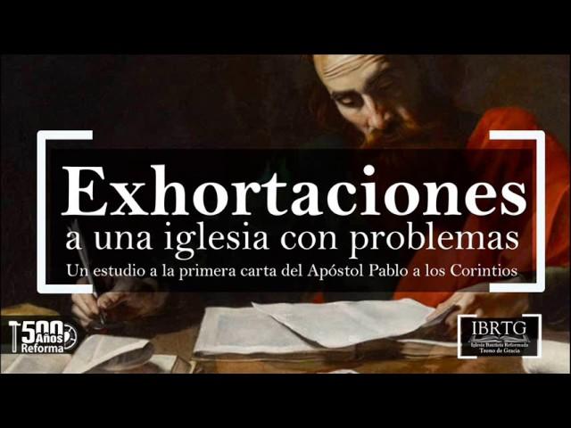 La primera carta a los Corintios en su contexto | Ps Plinio R. Orozco