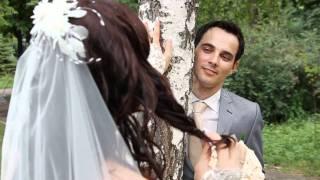 Свадьба г.Антрацит, Красный луч Татьяны и Богдана
