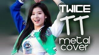 TWICE (트와이스) - TT (Metal Cover)