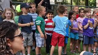 Landry's preschool song