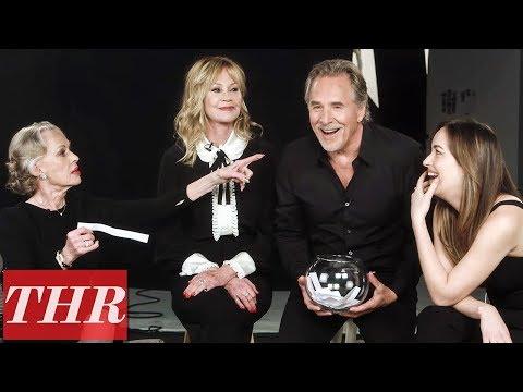 Tippi Hedren, Melanie Griffith, Don & Dakota Johnson: A Dynasty of Actors | THR