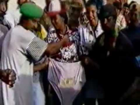 CARNAVAL 1994, ILHA DO SAL, CABO VERDE, ÁFRICA, PARTE 1 DE 2