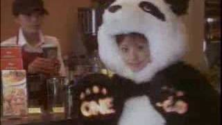 An old Aya Ueto commercial.