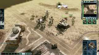mXm Gameplay  - Command & Conquer 3 -  Kane
