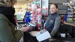 Myyjä-vartija hoitaa kaupan päivittäiset työtehtävät sekä huolehtii myymäläturvallisuudesta